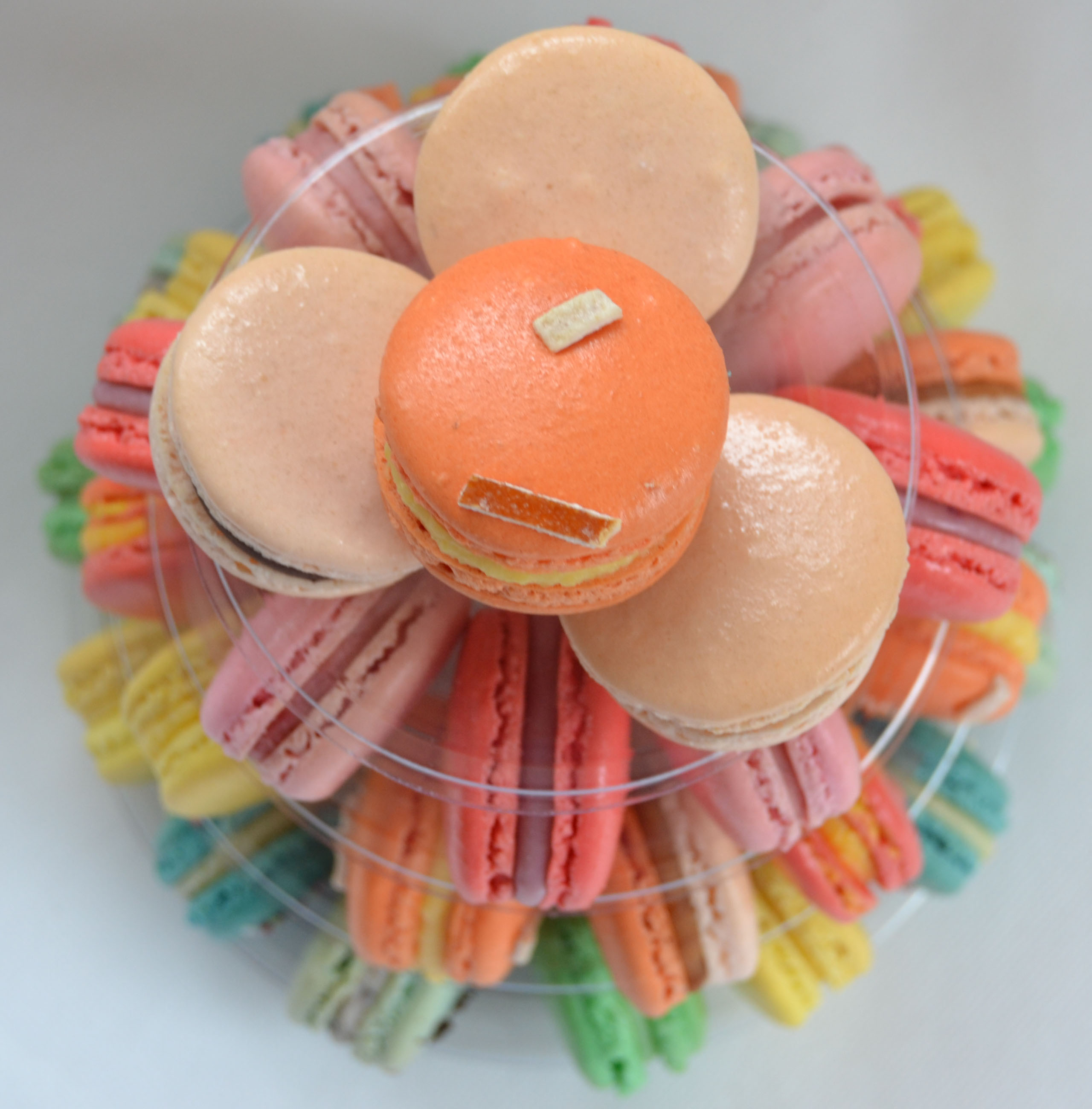 mini macaron tower  macarons french macarons weddings  special occasions wholesale