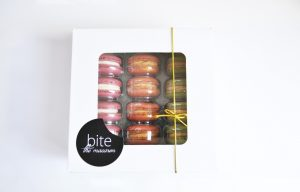 Autumn Collection – 6 or 12 french macarons in limited edition!