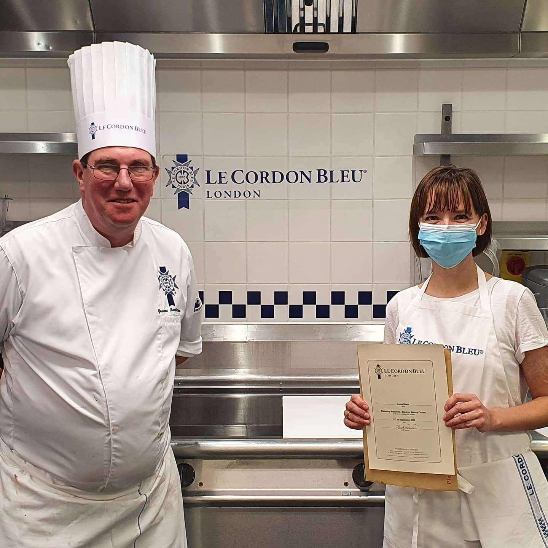 Mastering Macarons in Le Cordon Bleu