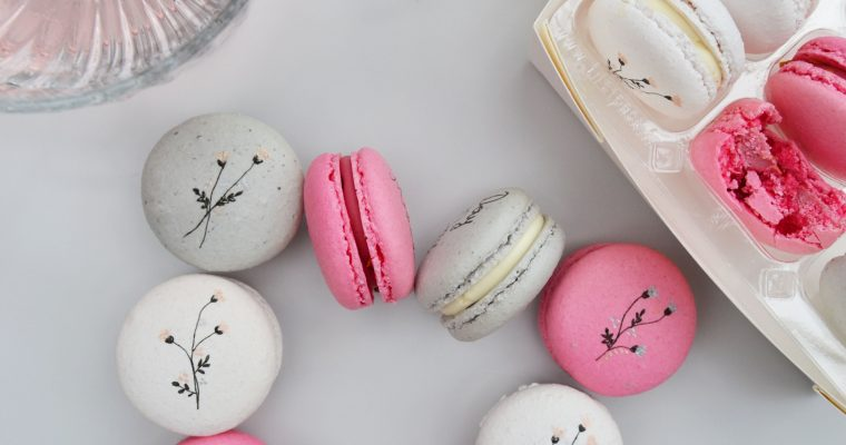 MOTHER'S DAY FRENCH MACARONS