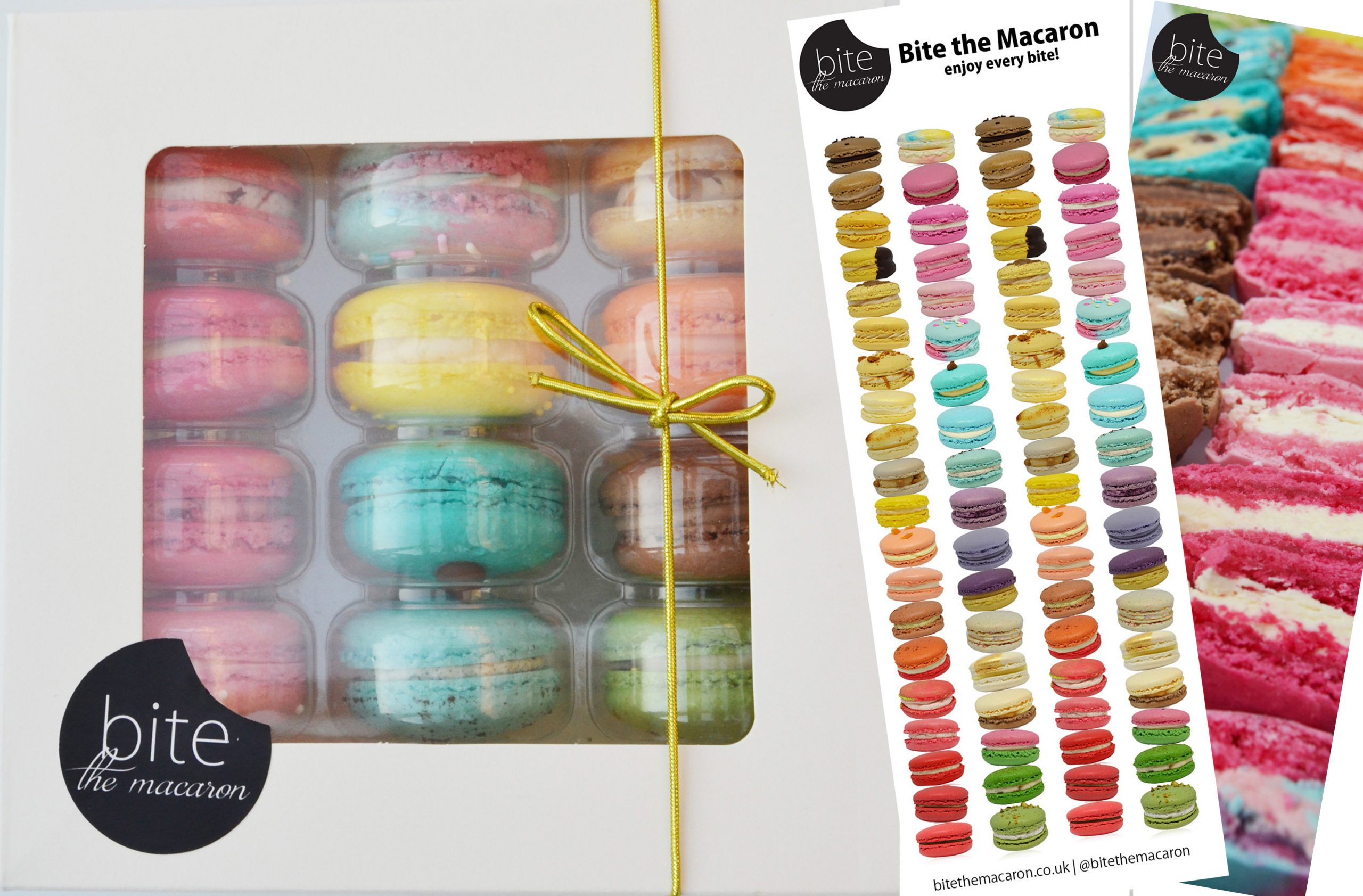 PERSONALIZED MACARONS FOR TEACHER'S WITH MACARON BOOKMARK